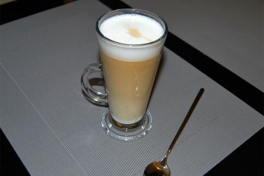 Kawa Latte Macchiato
